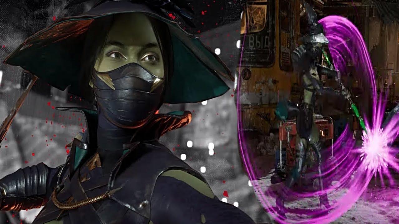 Resultado de imagen para Jade MK11 halloween