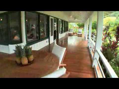Michael Crichton's Hawaiian Estate