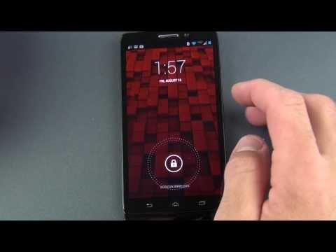 Motorola Droid Ultra: Unboxing &