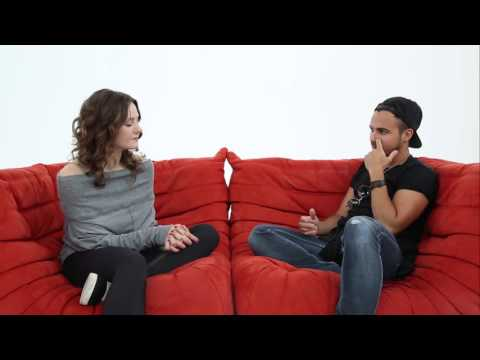 Straight Talk With Adamo Ruggiero: Jordan Todosey