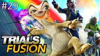 EVIL TRON - Trials Fusion w/ Nick