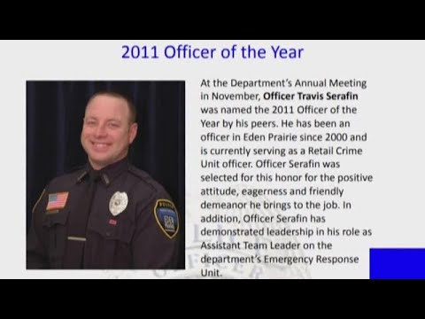 Officer accused of lying and cases reviewed