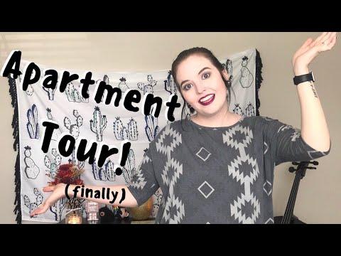 Apartment Tour! 🏘