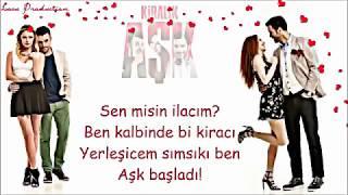Lyrics اغنية المسلسل التركي حب للايجار الجزء الثاني كلمات