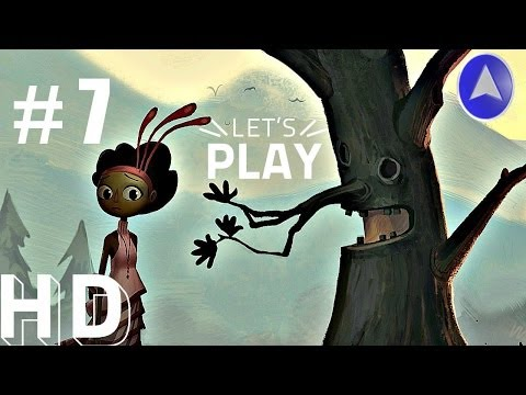 Let's Play Broken Age: Act 1 - Part 7 (Riddle Of Yorn / Talking Tree)