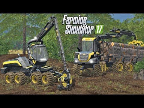 Lets Play Farming Simulator 2017 | Goldcrest Valley | Episode 30