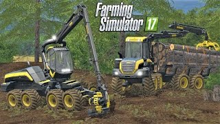 Farming Simulator 2017 | EXPENSIVE FORESTRY | Wexcombe Manor Farm | Episode 29
