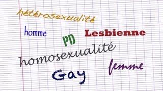 Vues sur l'homosexualité
