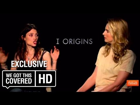 I Origins Interview With Brit Marling, Michael Pitt, Mike Chaill And More [HD]
