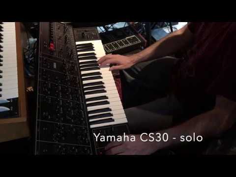 Yamaha CS30 Solo Ambient