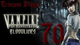 Vampire the Masquerade: Bloodlines l Part 70 l Shrine Siege