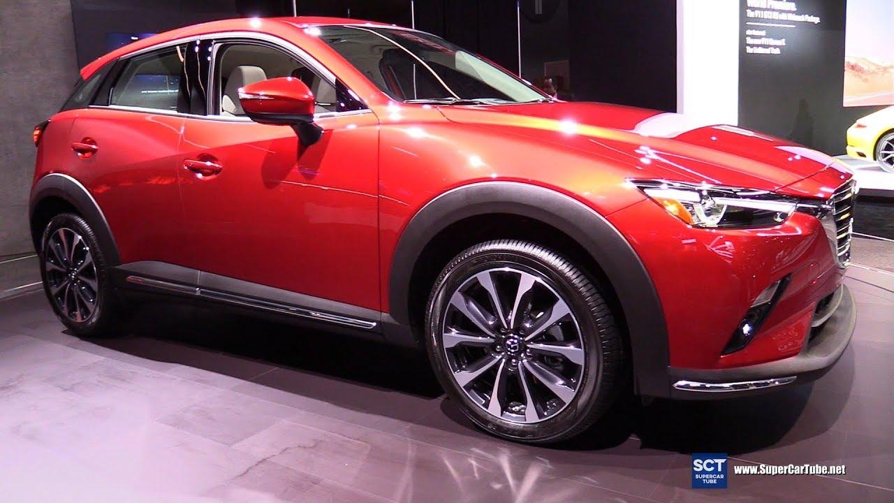 2019 Mazda Cx 3 Exterior And Interior Walkaround 2018 New York