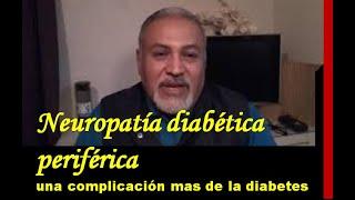 La neuropatía grave es diabética periférica