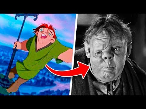 10 Disney Movies With Messed Up Origins