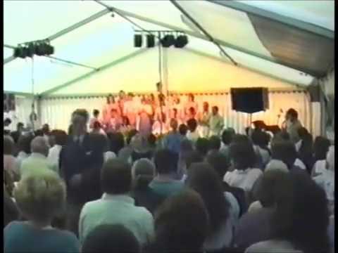 European Continental Singers 1989 North Tour