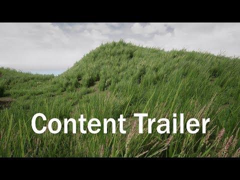 Repeat [UE4] Grass Hills Landscape by Alireza Khajehali - You2Repeat