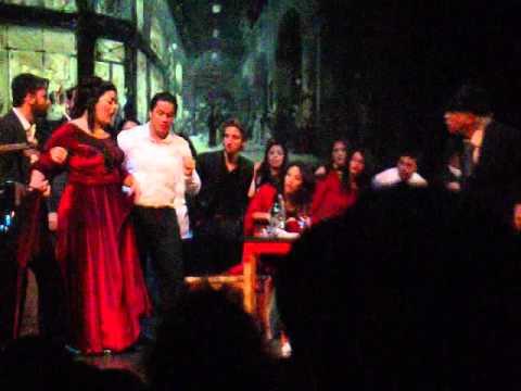 Opera La Boheme, Puccini