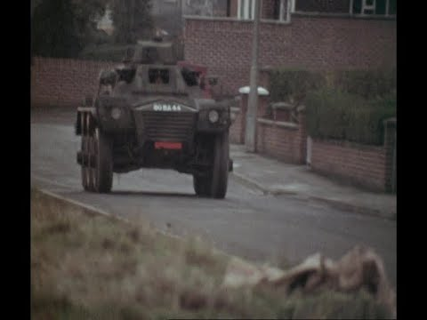 Download The Northern Irish troubles | British Army | Northern Ireland | This Week| 1972