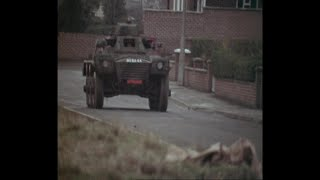 The Northern Irish troubles | British Army | Northern Ireland | This Week| 1972