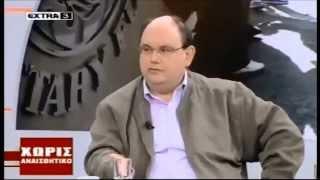 Καζάκης και Τράγκας «Χωρίς Αναισθητικό» στις 16 Ιαν 2014