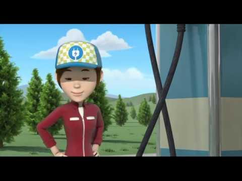 Robocar Poli: Poetsie, waar ga je heen Robocar Poli (S01E11) (NEDERLANDS GESPROKEN)