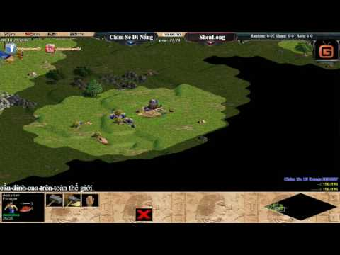 Solo Assyrian | Chim Sẻ Đi Nắng vs ShenLong ngày 23-12-2016 Trận 2