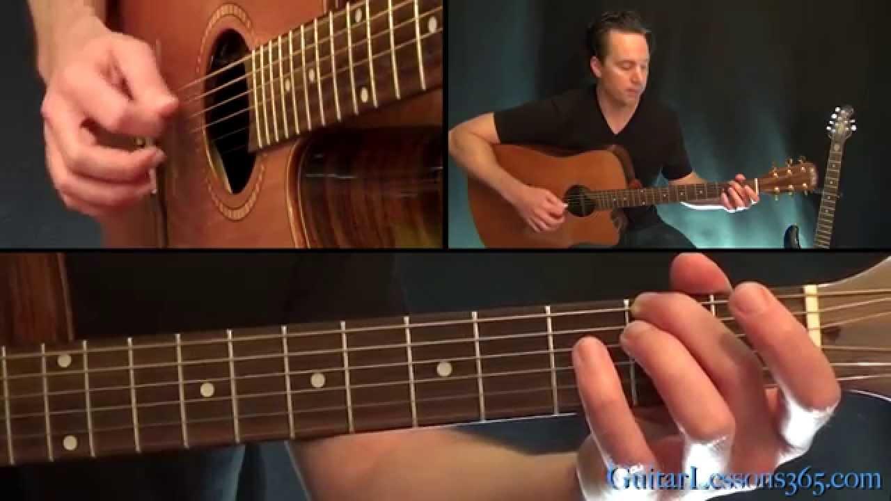 Civil War Guitar Lesson Pt1 Guns N Roses Acoustic Parts Youtube