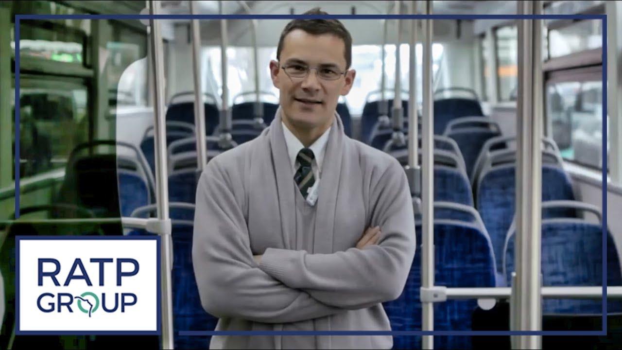 m u00e9tiers ratp   une journ u00e9e avec yannick conducteur de bus  u00e9lectrique  u00e0 la ratp