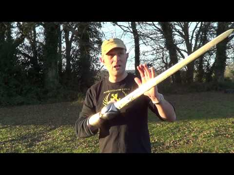Indian gauntlet-sword 'pata' - looking at history, form and martial art