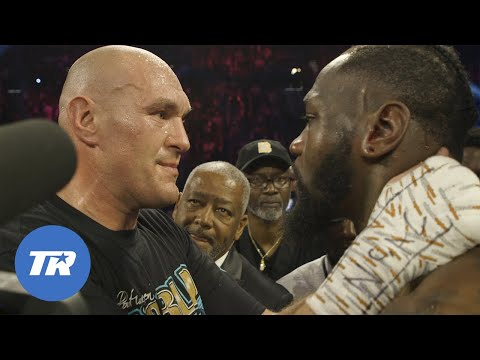 Go Behind-the-scenes As Tyson Fury Knocks Out Deontay Wilder In Historic Fight | HIGHLIGHTS |