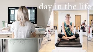 Productive Day In the Life | vlog