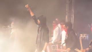 Serge Beynaud - Live (extrait) @ Koumassi (Anniversaire Trace) - 30dec16
