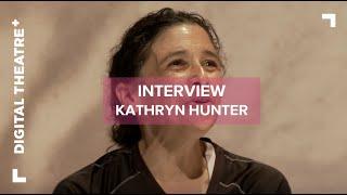 Kathryn Hunter Interview - Kafka's Monkey | Digital Theatre+