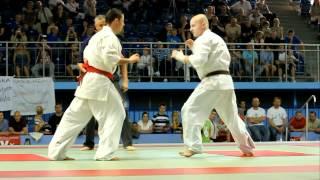 XXXIX Mistrzostwa Polski  Seniorów Karate Kyokushin - 2012 - Sosnowiec