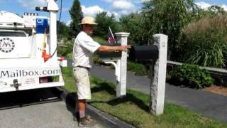 Compare Cheap Granite Post To Yankee Mailbox Post