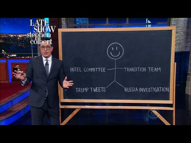 This Diagram Shows Nunes' Conflict Of Interests In Investigating Trump