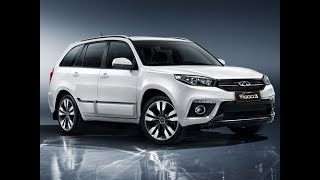 New TIGGO 3 Full Option Chery Tunisia