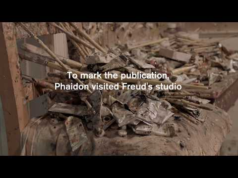 The Lucian Freud Studio Series: Making the Book