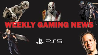 Weekly Gaming News - Square Enix, Microsoft, Smash Bros! - [Call of Duty Modern Warefare Gameplay]