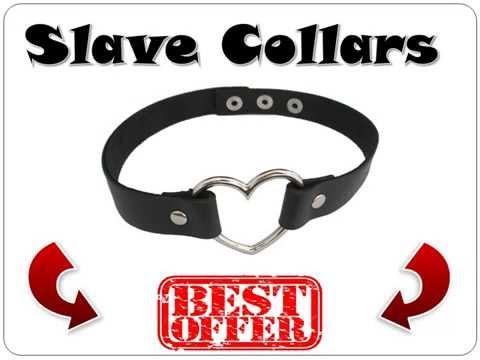 Slave Collar Collection
