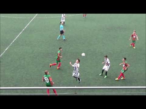 CD Nacional - 1 x CS Marítimo - 0 -- Taça da Madeira - Infantis Fut 11 (2015/2016) Fase Grupos