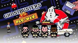 VG - Ghostbusters vs Pacman
