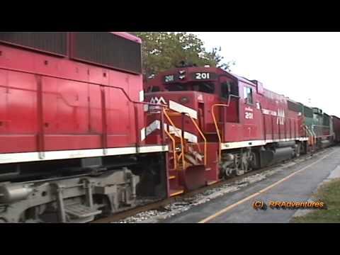 Green Mountain Railroad 2003