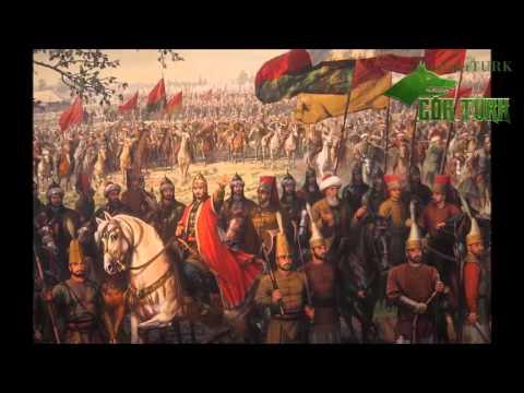 OTTOMAN ARMY - WAR MUSIC/ Ceddin Deden( WITH English Subs)