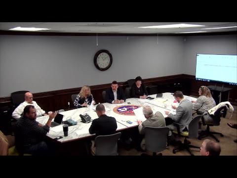 BET Regular Meeting November 14, 2017