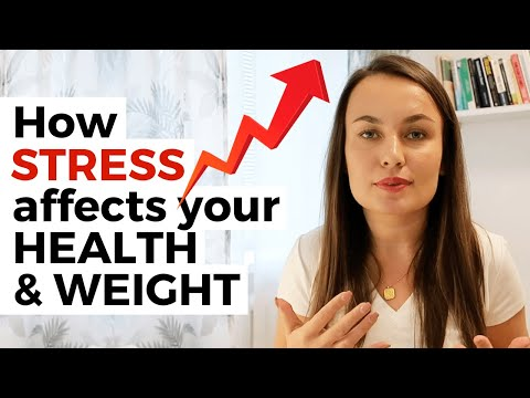 Your only hope at ever losing weight (How stress affects your health and weight)