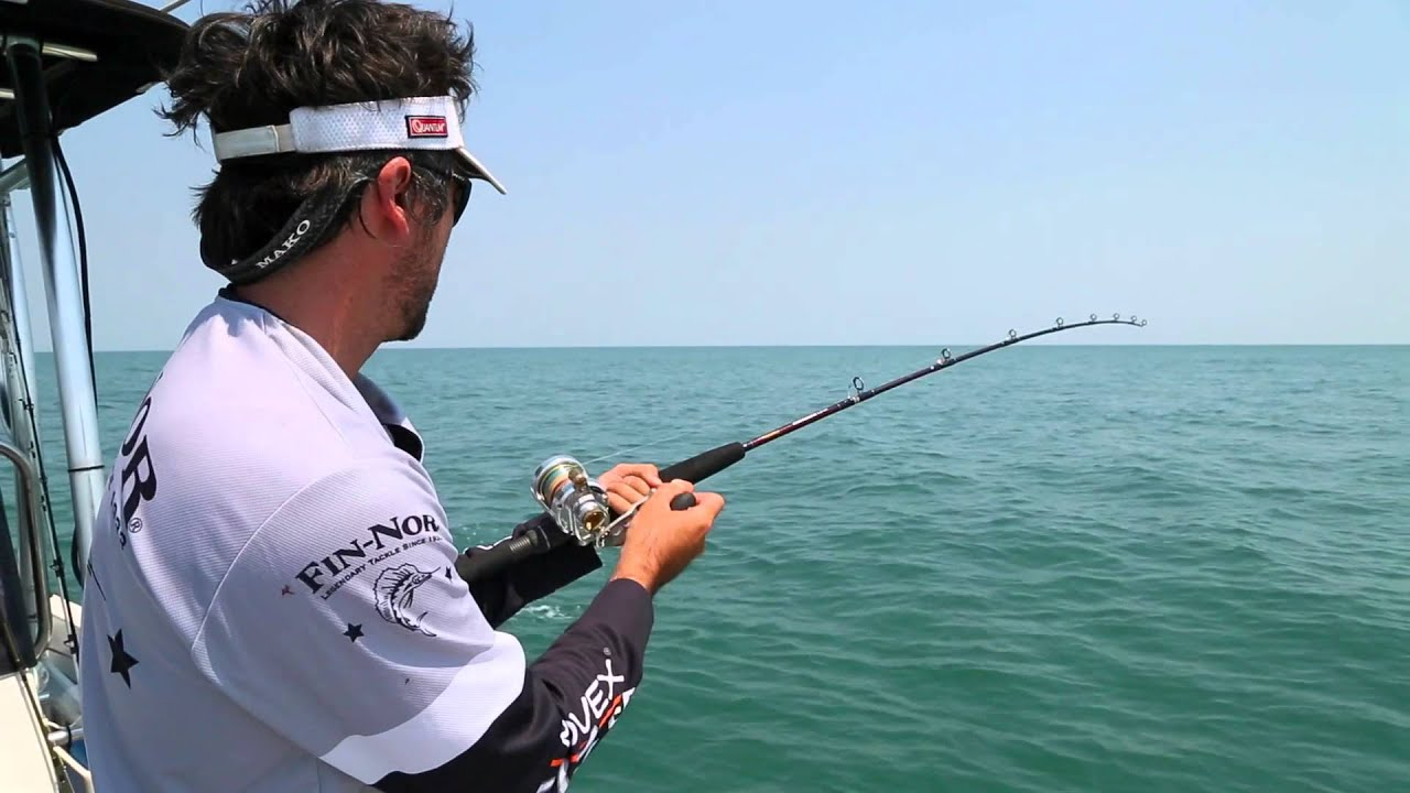 How To: Trolling Lures For Inshore Pelagic Fish - YouTube