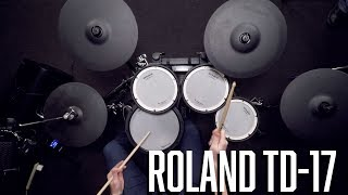 Roland TD-17: Overview and Sound Examples
