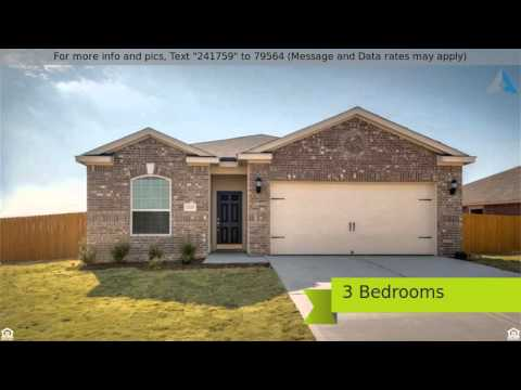 Priced at $194,900 - 22719 Rustic Brick Avenue, Hockley, TX 77447