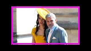 Роскошные наряды гостей на свадьбе принца Гарри | TVRu